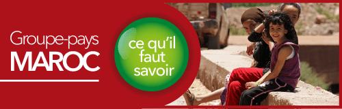 So coopération échange entre les acteur qui interviennent au maroc