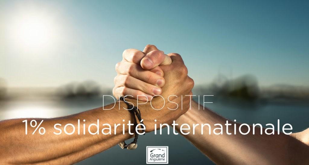 1% solidarité financement de Grand Angoulême